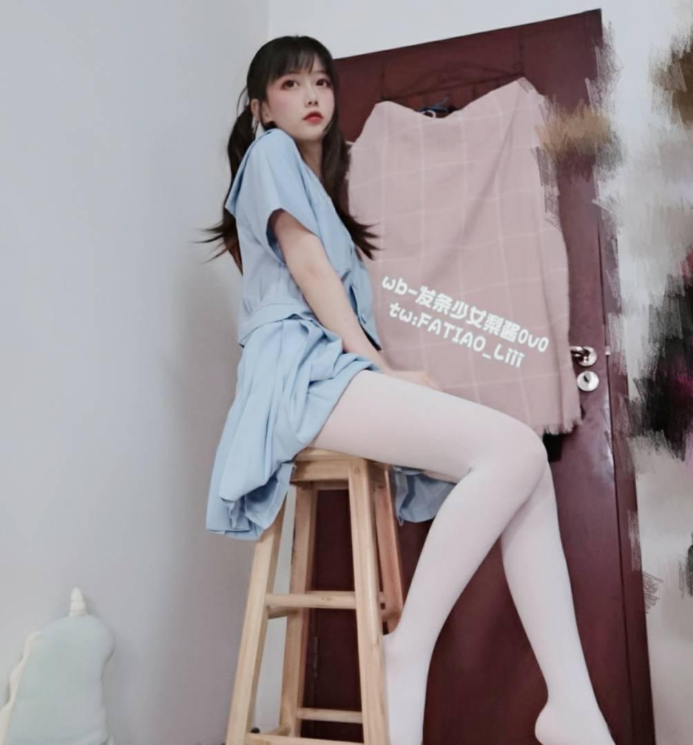 发条少女 - jk水蓝 [41P+3V+238MB]